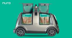 SoftBank pumps a staggering $940 million into autonomous delivery startup Nuro