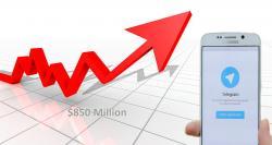 siliconreview-telegram-raises-850m