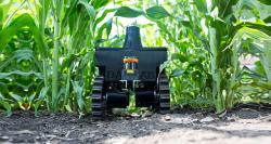Crop counting robot: A much-needed technology for crop breeders