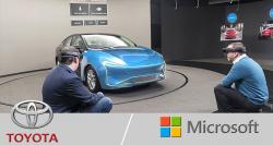 siliconreview-toyota-and-microsofts-hololens-headset-collaboration