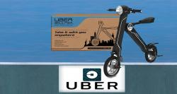 Uber's First Electric Scooters: Now out on the Streets