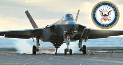Aircraft carrier capable version of the F-35 is now ready for service