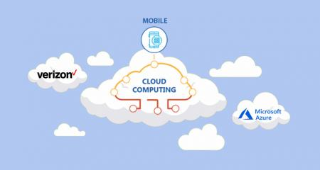 Verizon Launches New Private Mobile Cloud Computing Services for Businesses with Microsoft Azure